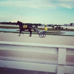 Photo taken at Isle Casino Racing Pompano Park by Maria C. on 6/21/2015