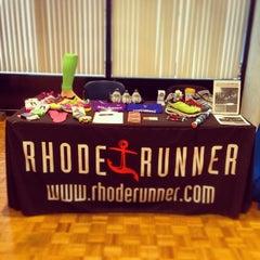 Photo taken at Slavin Center by Rhode R. on 4/8/2014