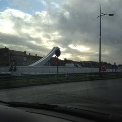 Photo taken at Scheepsdalebrug by Stasser on 12/17/2012