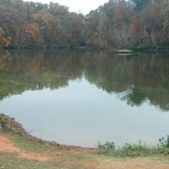 Photo taken at Anne Springs Close Greenway by John W. on 11/4/2012