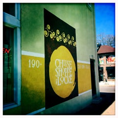 Photo taken at Cheese Shoppe on Locke by Dick Snyder   C. on 4/23/2014