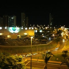 Photo taken at Grand Park Hotel by Andréia R. on 11/23/2012