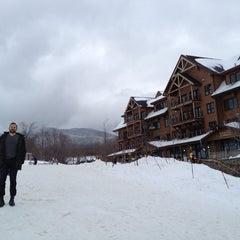Photo taken at Jay Peak Resort by noreen h. on 3/1/2013