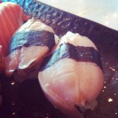 Photo taken at Sushi Noguchi by OC Food D. on 8/9/2014