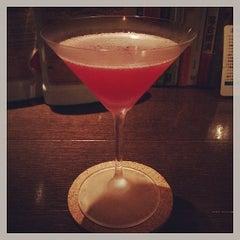 Photo taken at the bar nano. by Ken U. on 4/2/2014