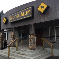 Photo taken at Moose Alley by Rich H. on 2/27/2015