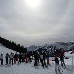 Photo taken at Cloud Nine Alpine Bistro by Robert C. on 3/12/2015