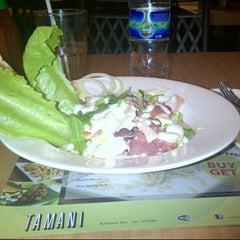 Photo taken at Tamani Kafe Grill by Putri P. on 4/2/2013