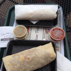 Photo taken at Cazadores Mexican Food by Katrin on 1/9/2015