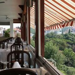 Photo taken at Su'dan Restaurant by Tarık Ç. on 7/21/2013