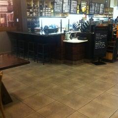 Photo taken at Starbucks by Rick M. on 1/12/2013