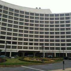 Photo taken at Washington Hilton by Wayne L. on 3/31/2013