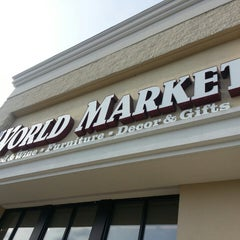 Photo taken at World Market by Ann E. on 2/20/2013