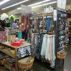 Photo taken at World Market by Ann E. on 4/21/2013