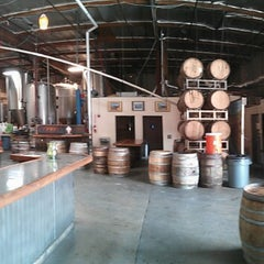 Photo taken at Port Brewing Co / The Lost Abbey by Brad A. on 3/3/2013