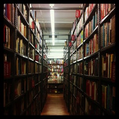 Photo taken at Strand Bookstore by Tom C. on 1/9/2013
