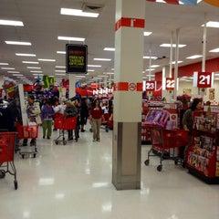 Photo taken at Target by Stephen M. on 11/23/2012