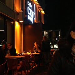 Photo taken at Cafe Cord by werner s. on 10/19/2012