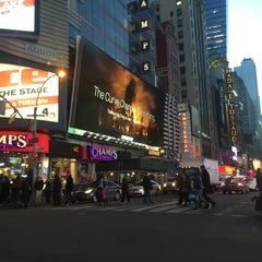 Photo taken at Times Square Art Center by Adam K. on 3/1/2015