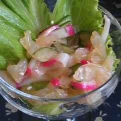 Photo taken at Sushi Bar Hime by Kiailii C. on 12/1/2012