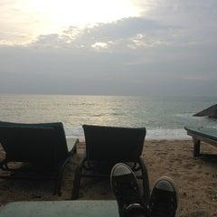 Photo taken at Power Beach Resort by Кery_Lee on 2/5/2013