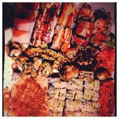 Photo taken at Sushi Love by V G. on 10/21/2012