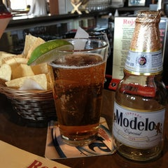 Photo taken at Rojo Mexican Grill by Brian M. on 3/23/2013
