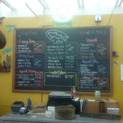 Photo taken at Dogfish Head Craft Brewery by George E. on 1/26/2013