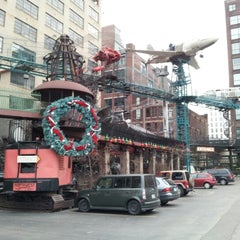 Photo taken at City Museum by Perry B. on 12/14/2012