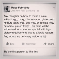 Photo taken at Bisou Boulangerie et Patisserie by Ruby F. on 4/16/2015