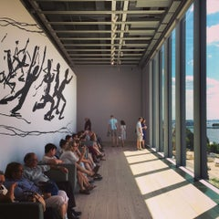 Photo taken at Whitney Museum of American Art by Ben F. on 7/23/2015