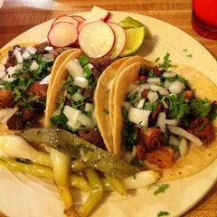 Photo taken at Tacos Cinco de Mayo Restaurant by Nitt A. on 10/4/2013