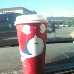 Photo taken at Starbucks by Jonathan T. on 11/20/2012