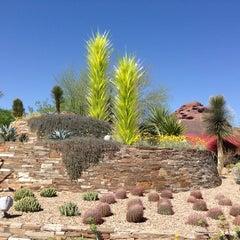 Photo taken at Desert Botanical Garden by Alan W. on 3/31/2013