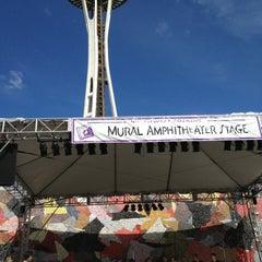 Photo taken at Northwest Folklife Festival by Melissa D. on 5/24/2013