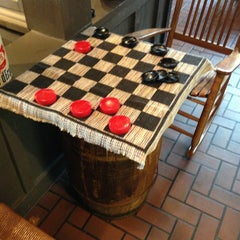 Photo taken at Cracker Barrel Old Country Store by Ryan S. on 1/12/2013