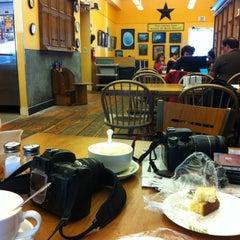 Photo taken at Calistoga Roastery by Stefan W. on 11/10/2012