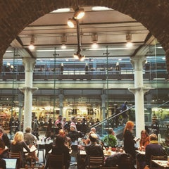 Photo taken at London St Pancras Eurostar Terminal by James N. on 10/7/2015
