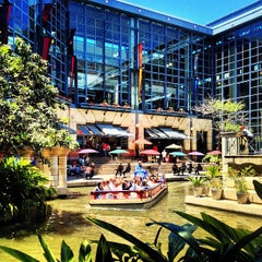 Photo taken at The San Antonio River Walk by Mark H. on 5/4/2013
