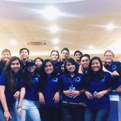 Photo taken at Ateneo Business Center by Paola M. on 9/27/2014
