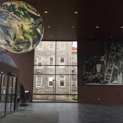 Photo taken at Heroy Geology Building by Jack J. on 4/7/2016