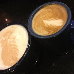 Photo taken at Cafe Reverie by Jennifer W. on 10/12/2012