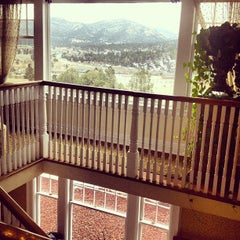 Photo taken at Manor House - Stanley Hotel by Chris B. on 3/28/2013