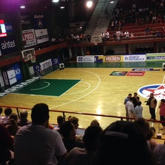 Photo taken at Club Atlético Aguada by Diego M. on 2/10/2014