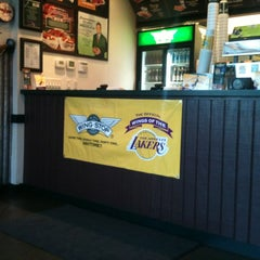 Photo taken at Wingstop by Larry S. on 11/30/2012