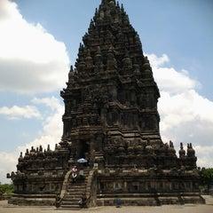 Photo taken at Candi Prambanan (Prambanan Temple) by Asha Farid M. on 3/18/2013