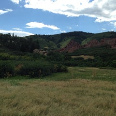 Photo taken at Roxborough State Park by Jamie H. on 8/9/2014