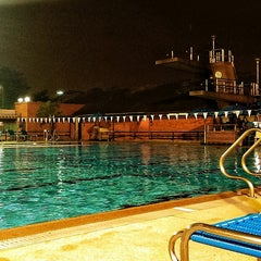 Photo taken at Swimming Pool by Soonthorn T. on 10/11/2013