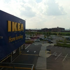 Photo taken at IKEA by Tiffany P. on 7/9/2013