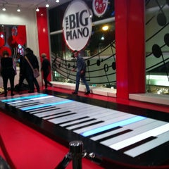 Photo taken at FAO Schwarz by Tiffany P. on 1/4/2013